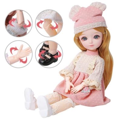 colorland 芭比娃娃多關節可動 換裝娃娃公主禮盒(31公分)