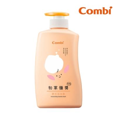【Combi】和草極潤嬰兒泡泡露plus500ml