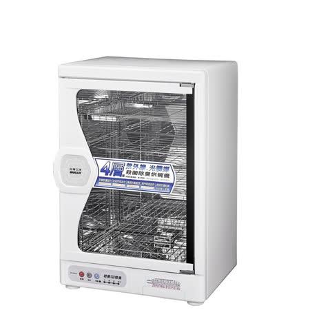【SANLUX台灣三洋】85L四層紫外線殺菌除臭烘碗機 SSK-85SUD