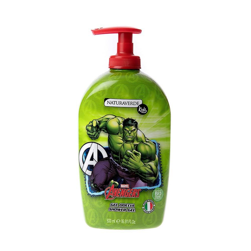 義大利進口Avengers沐浴露(Hulk)500ml