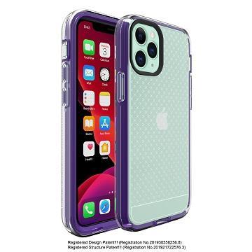Amachine iPhone 12/12Pro 保護殼-典雅紫(AMC-AP004)