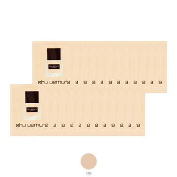 《Shu Uemura 植村秀》無極限超時輕粉底SPF24/PA+++1ml*24-#584