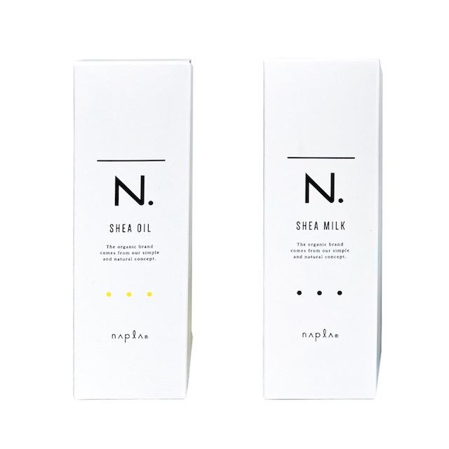 NAPLA N.系列 乳油木保濕乳150g