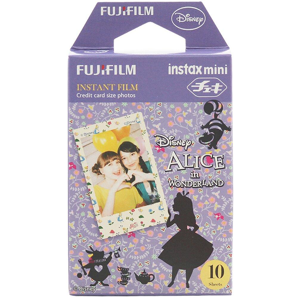 【保護套30入】富士拍立得底片 FUJIFILM instax mini專用 愛麗絲夢遊仙境 底片(3盒裝).