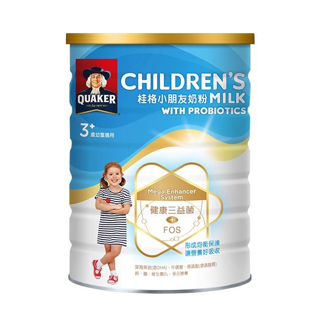 桂格健康奶粉三益菌配方1500G/罐 【大潤發】