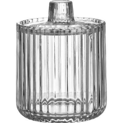 《Premier》玻璃收納罐(直紋)