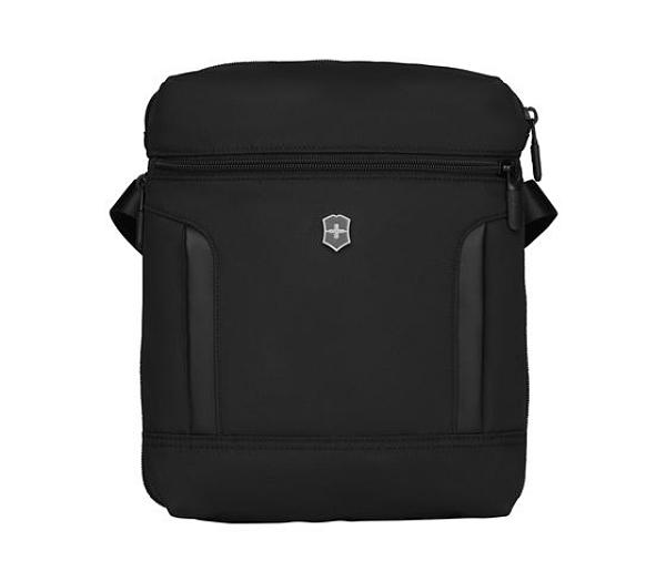 VICTORINOX 瑞士維氏 Lifestyle Accessory Crossbody Tablet Bag 直立側背包-黑