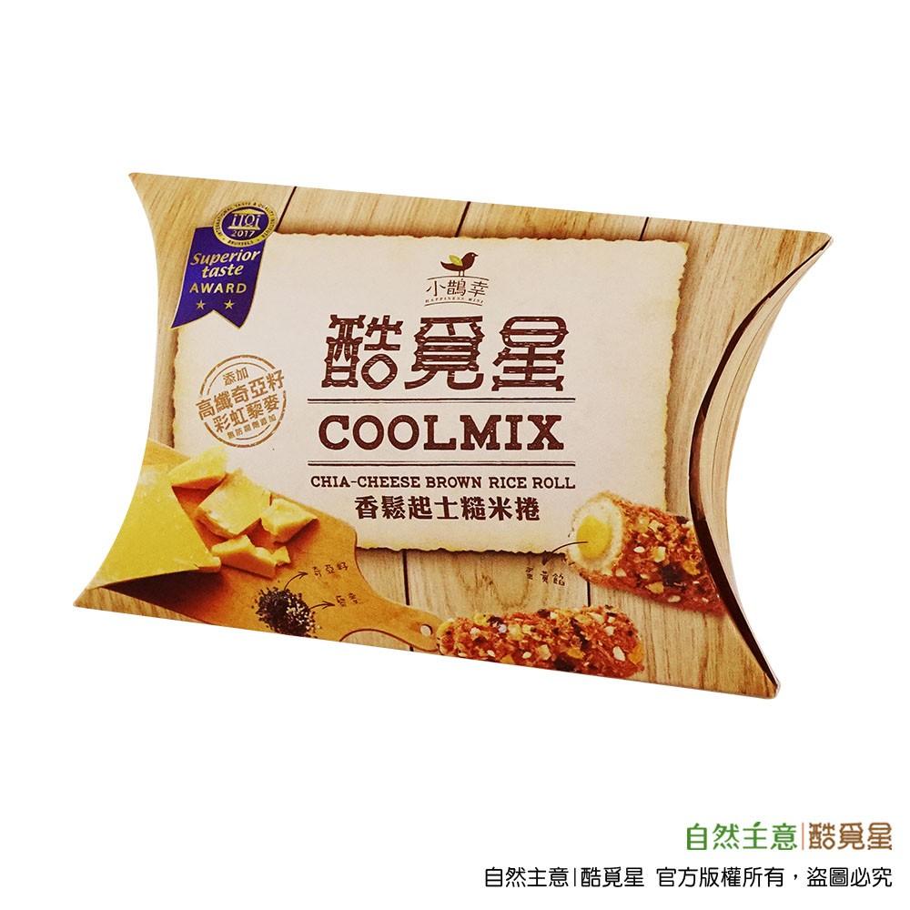 香鬆起士糙米捲(2入派盒)