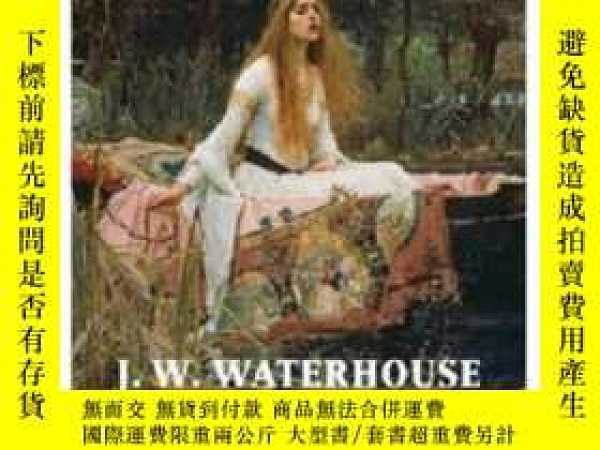 二手書博民逛書店J.罕見W. WaterhouseY364682 Peter Trippi Royal Academy Of
