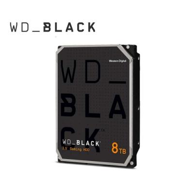 WD8001FZBX 黑標 8TB 3.5吋電競硬碟