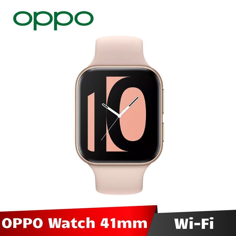 OPPO Watch 41mm 粉金 (Wi-Fi)