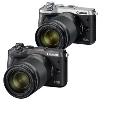 Canon EOS M6 + 18-150mm 變焦鏡組 (平輸中文)