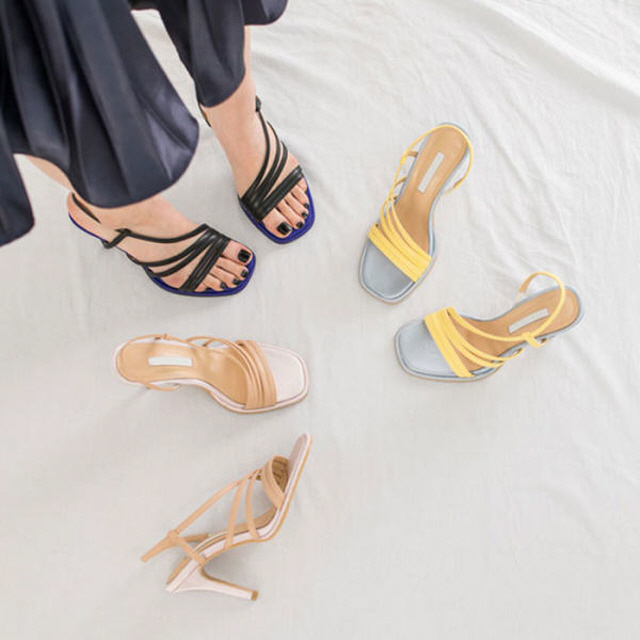 女士皮鞋 涼鞋_t3045_DS