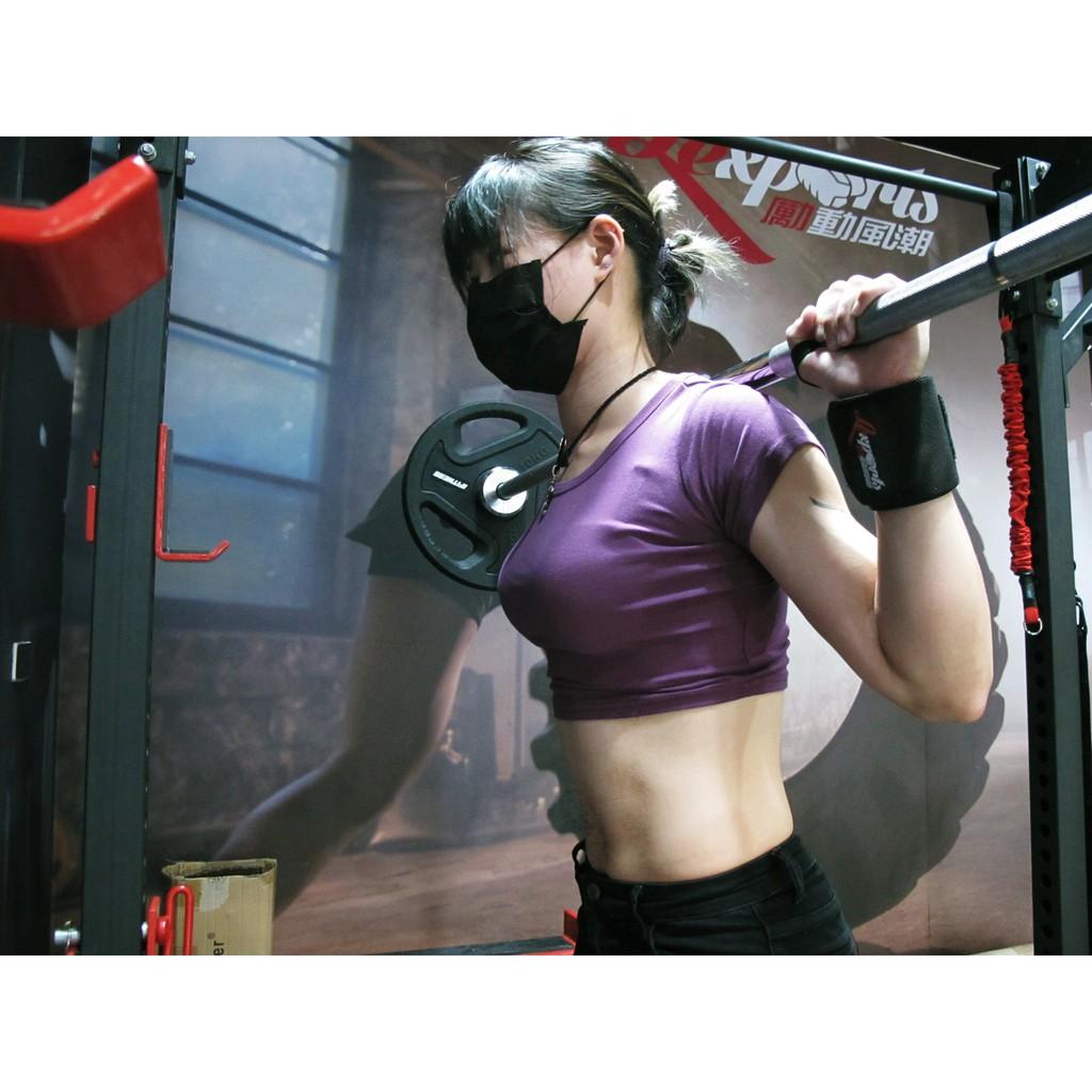 LEXPORTS 勵動風潮/重量訓練護腕(超重彈力-靈活型) 健身護腕 重訓護腕 健力護腕