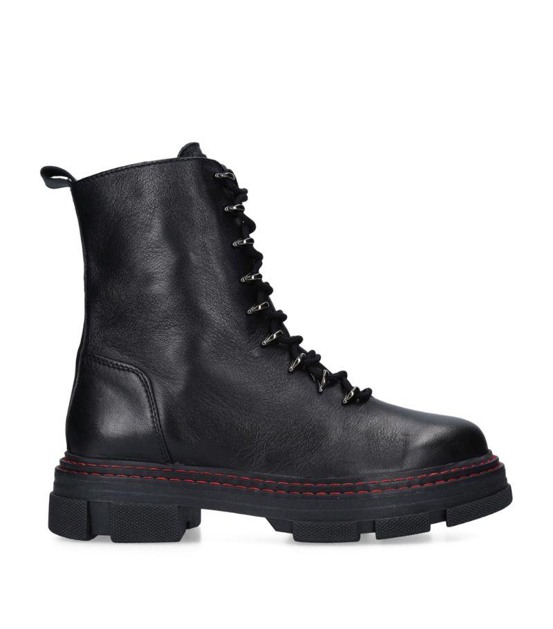 Kurt Geiger London Leather Bird Boots