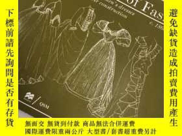 二手書博民逛書店Patterns罕見of Fashion 2Y467115 Janet Arnold