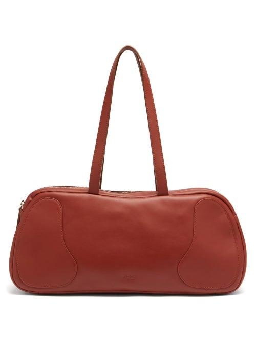 Gabriel For Sach - Decerio Xl Leather Bag - Womens - Burgundy