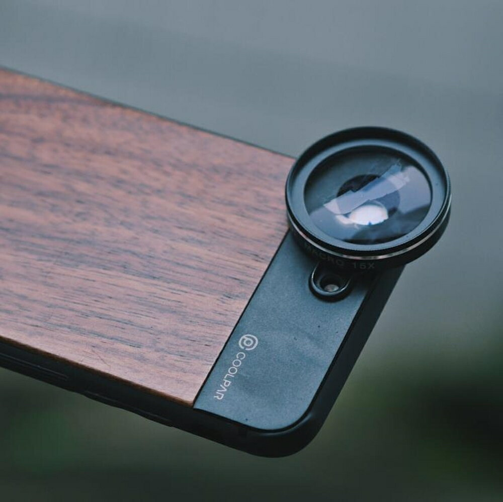 手機拍攝鏡頭 15X倍專業手機微距鏡頭蘋果X華為P20PRO通用珠寶飾品昆蟲拍攝利器