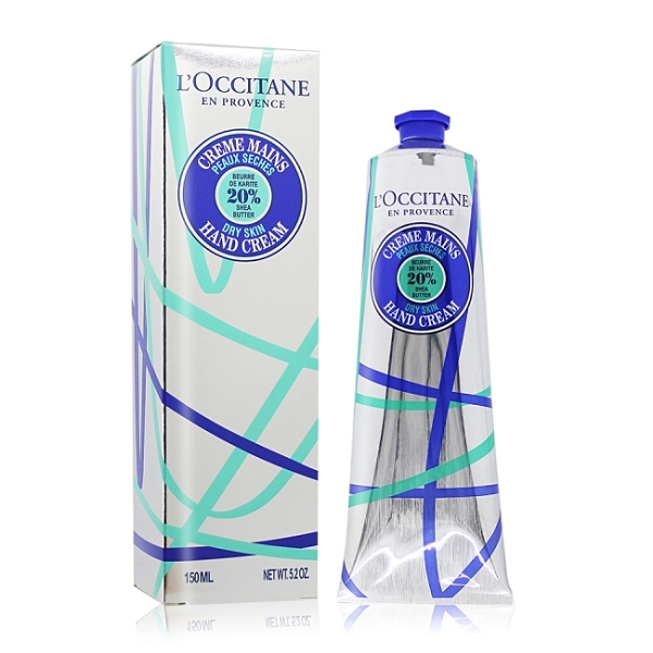 L'OCCITANE 歐舒丹 節慶嘉年華乳油木護手霜(150ml)-百貨公司貨