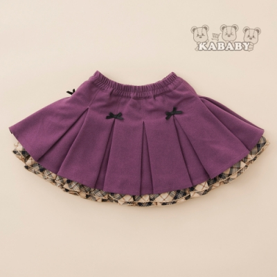 【金安德森】KA氣質亮麗短裙(紫色)