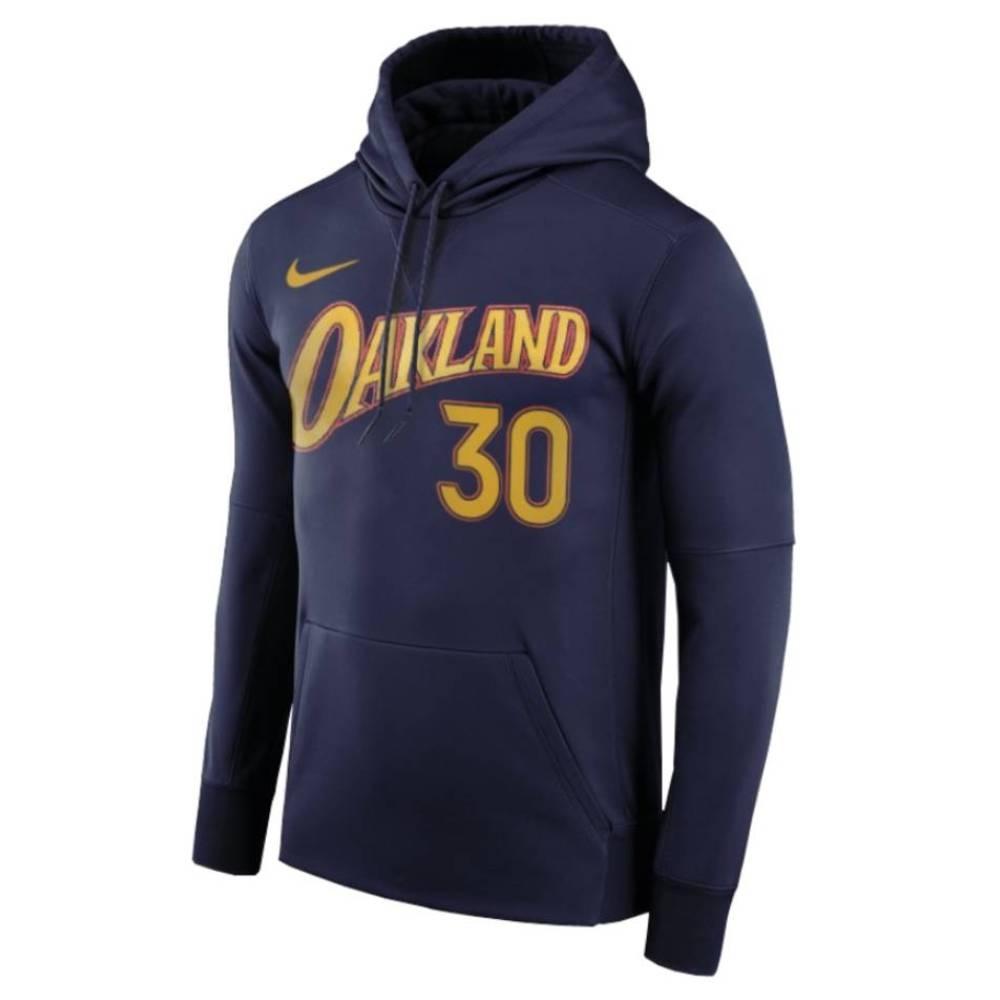NIKE NBA 連帽T恤 City Edition 勇士隊 Stephen Curry