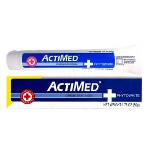 ACTIMED艾迪美淨白霜(1.75oz/50g)*6加贈1瓶