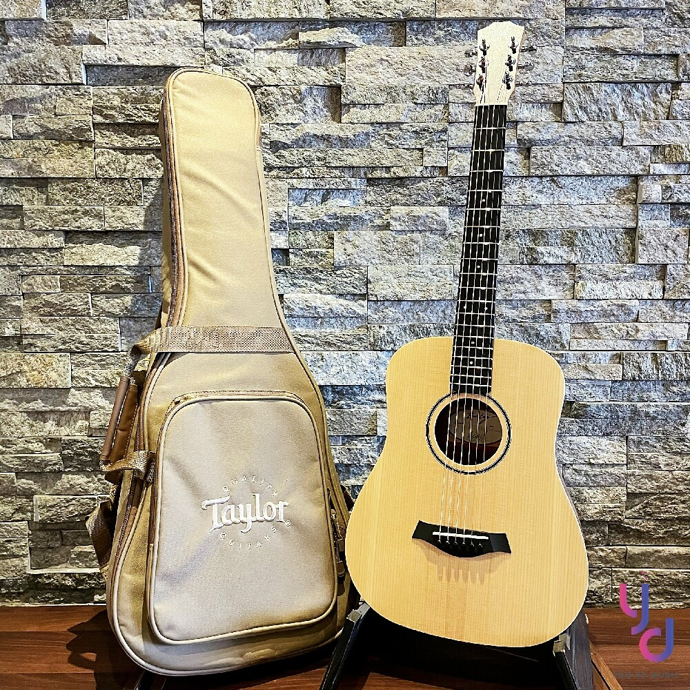 泰勒 taylor bt1 34吋 旅行 民謠 木 吉他 雲杉面板 公司貨 附保卡