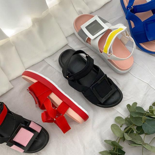 女士 夏季涼鞋-abw1021_DS
