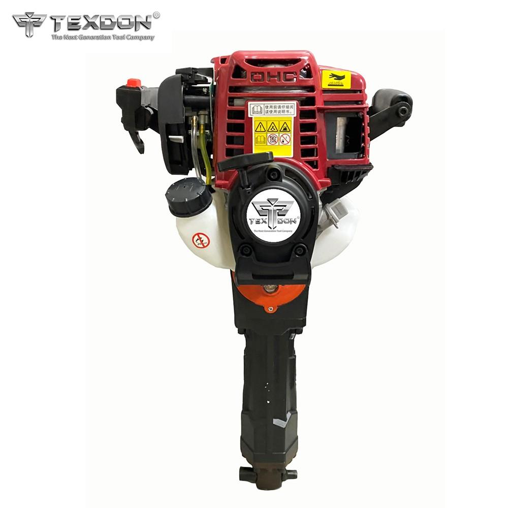 臺灣 TEXDON 得世噸 GX35 四行程引擎錘 油錘 錘鑽 汽油錘鑽 破壞錘 鑿 引擎鑿鎬
