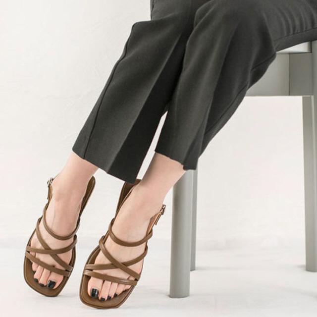 女士皮鞋 涼鞋_e0150_DS