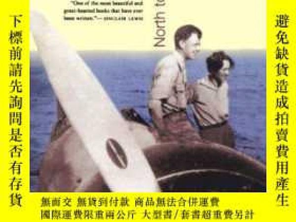 二手書博民逛書店North罕見to the Orient (Harvest Book)-東方之北(收獲冊)Y443421 An
