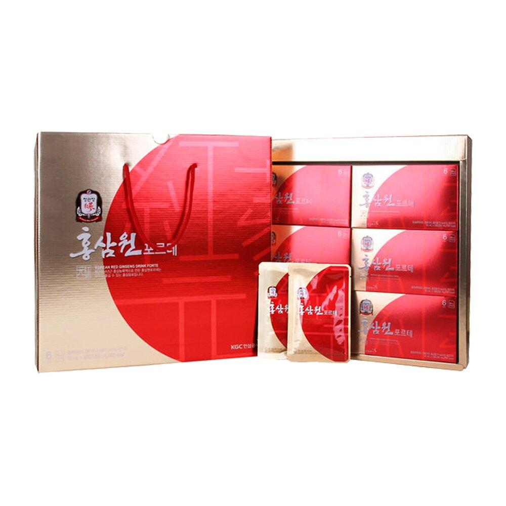 【正官庄】高麗蔘元Forte(50mlx30包)/盒