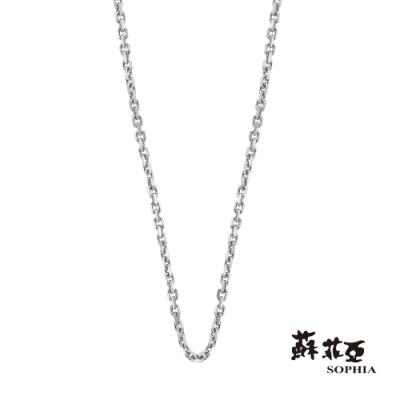 蘇菲亞SOPHIA - 跳舞鍊14WK/14RK套鍊(18 /16  1.10GM)