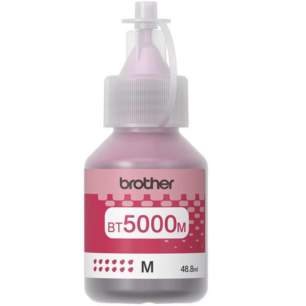 Brother BT5000原廠彩色墨水祼包~紅色
