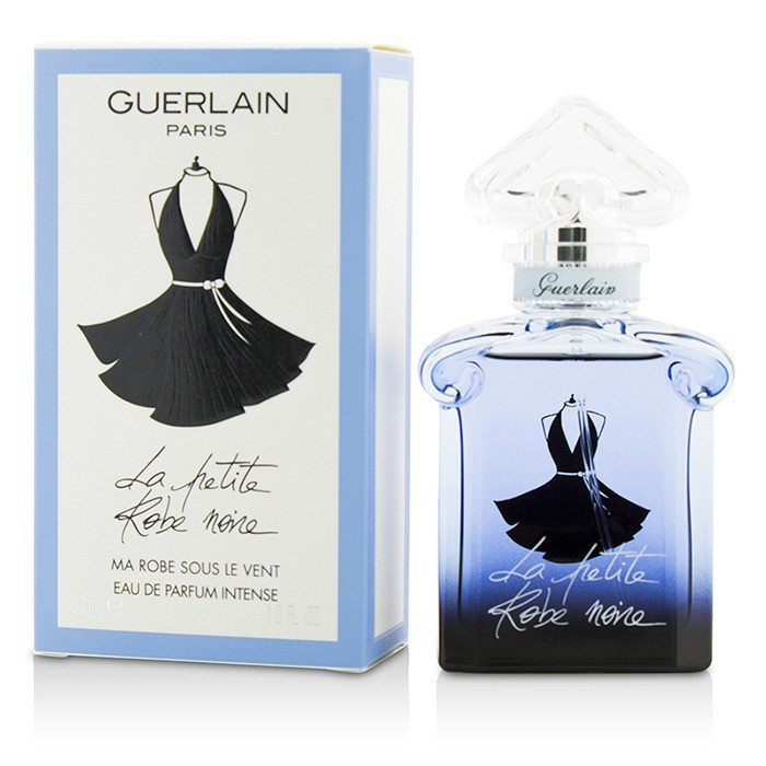 sw guerlain 嬌蘭-154小黑裙精萃香水 v領洋裝 - 小黑裙濃香水噴霧 30ml