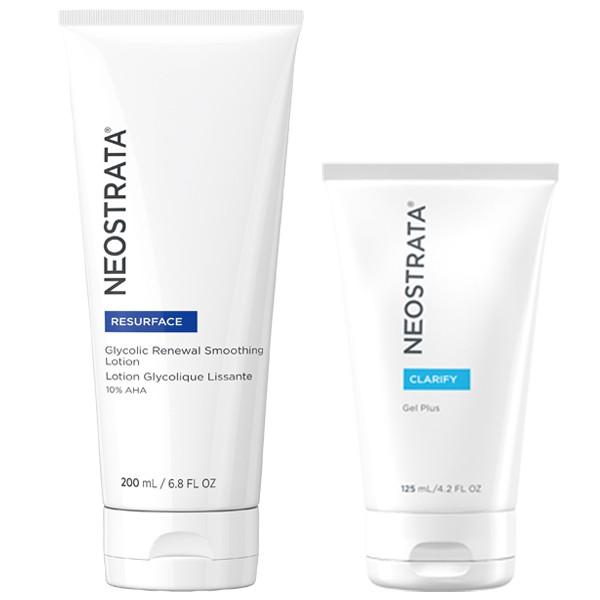 【NeoStrata芯絲翠】 果酸經典換膚組(10%基礎型)