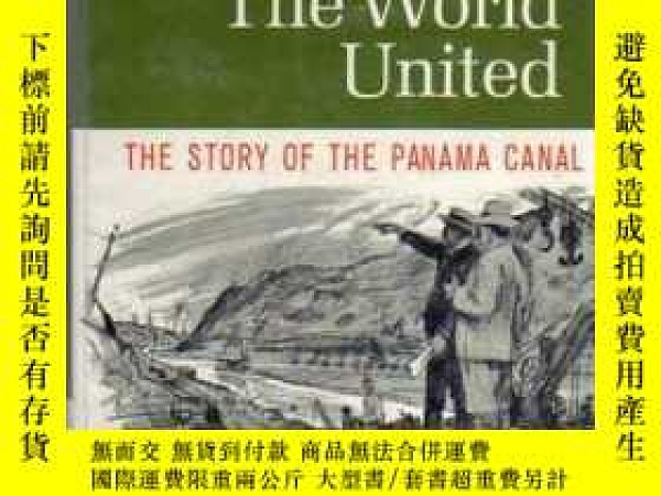 二手書博民逛書店B0006AYG4K罕見The Land Divided , The World United : The Sto
