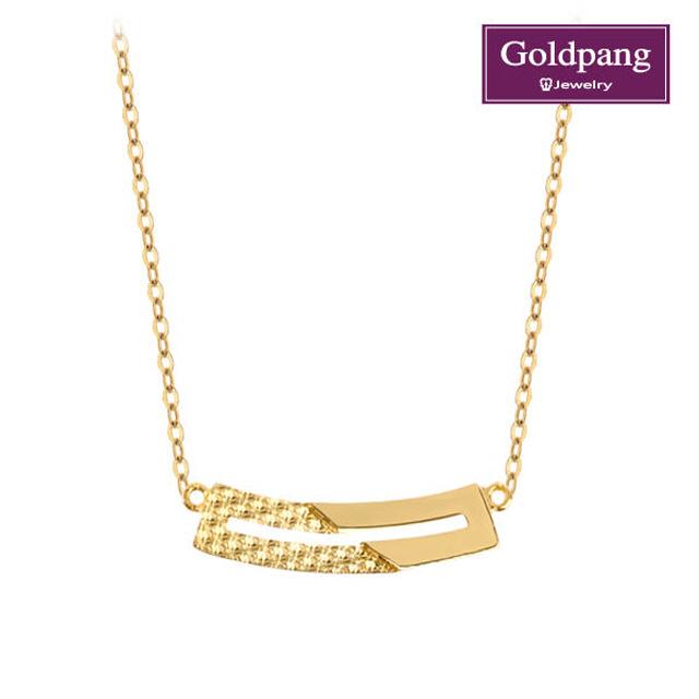 [gold pang] 18kGold 黃金項鍊