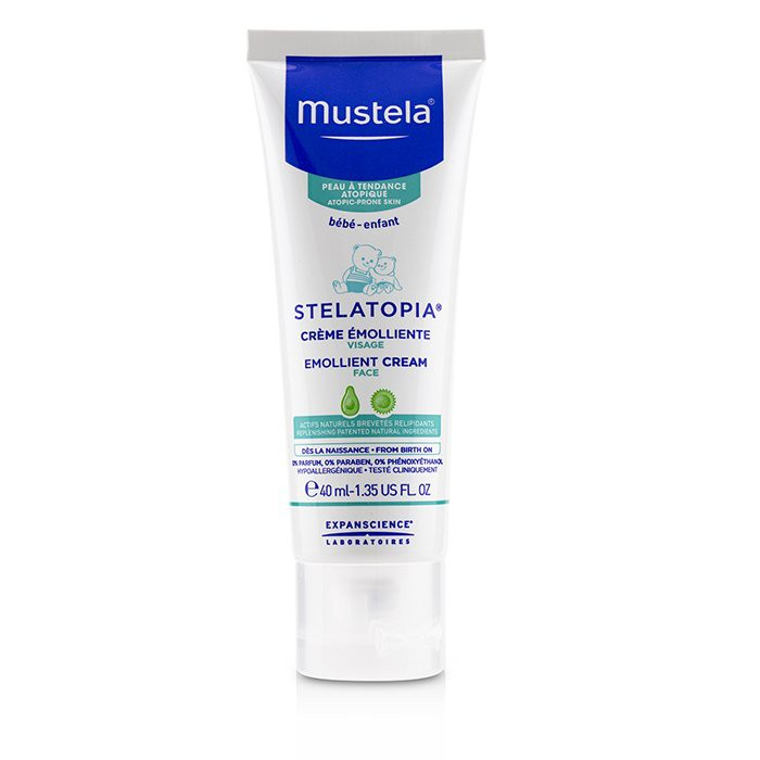 慕之恬廊 - Stelatopia Emollient Cream For Face - Anti-Redness Ac