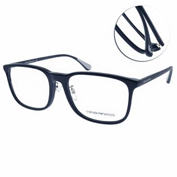 EMPORIO ARMANI 光學眼鏡 方框款(霧藍) #EA3177F 5088