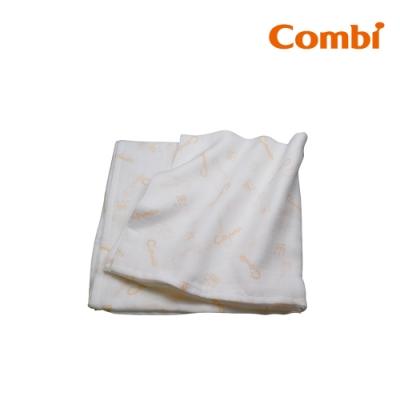 【Combi】雙層紗浴包巾(1入)