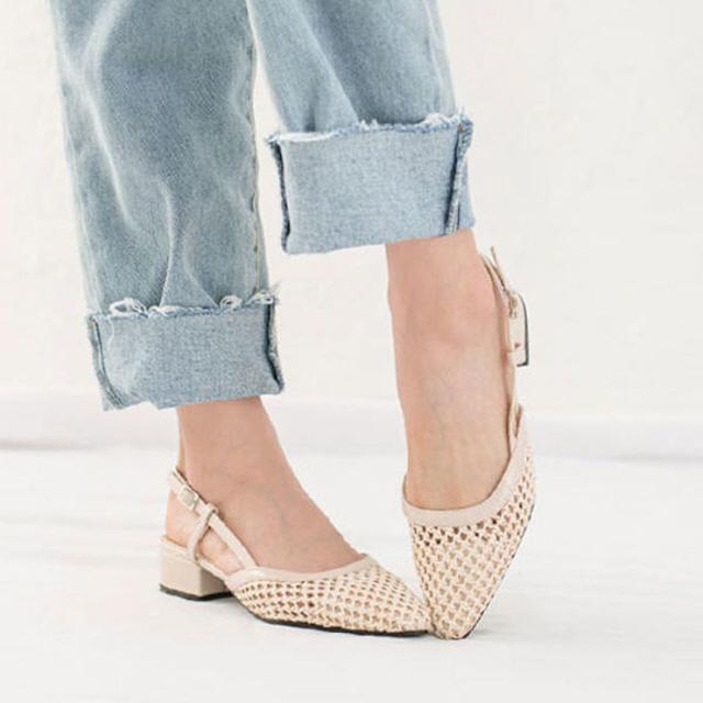 女士皮鞋 涼鞋-ax7013_DS