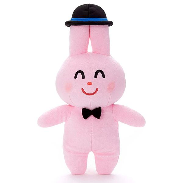 T-ARTS 免費素材庫 irasutoya Party 絨毛M 兔子 派對
