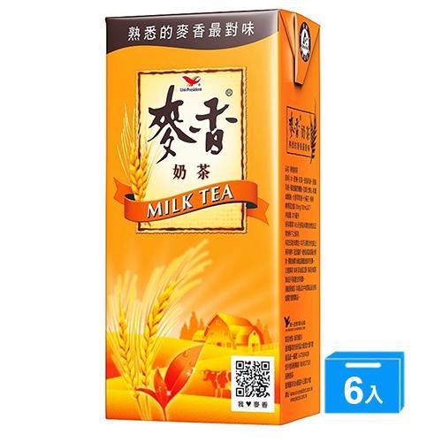 麥香奶茶375ml x 6【愛買】