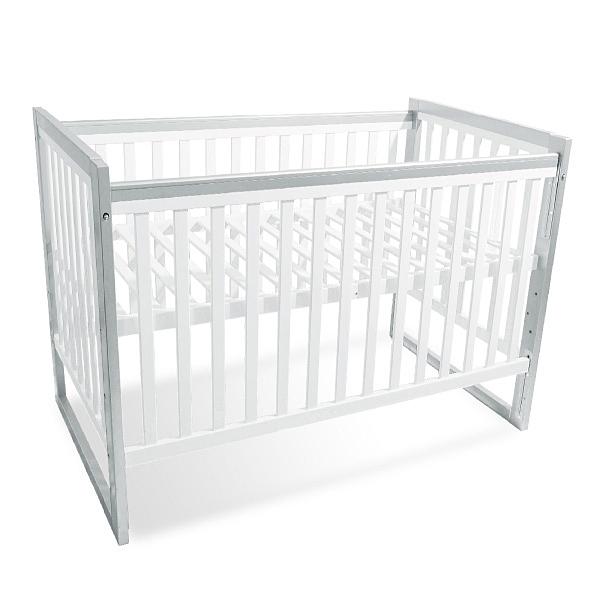 童心 曼菲斯三合一美式大床 70x130(含護欄.床墊、防咬條)
