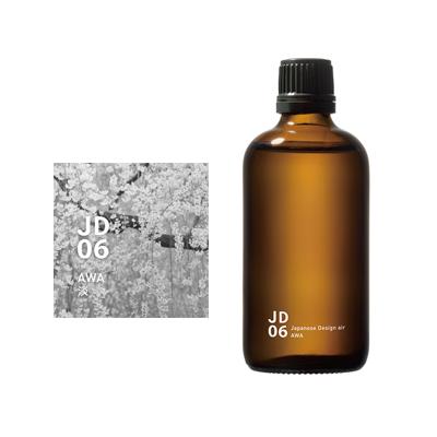 Piezo 香氛機專用 | 日式本真系列 JD06 純天然精油(淡、100ml)
