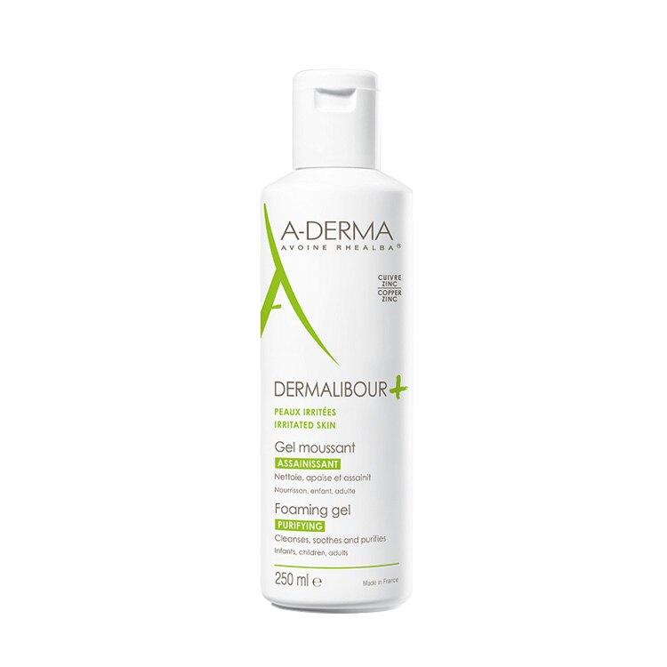 ADERMA 艾芙美 全效保護燕麥新葉 全效保護潔膚凝膠 250ml