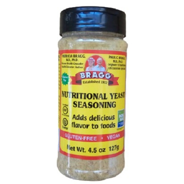 Bragg 營養酵母 4.5OZ(127g)/罐