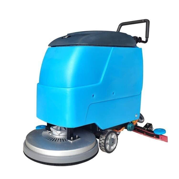 鼎潔盛世洗地機商用手推式擦地機全自動工廠清潔車間超市掃拖地機