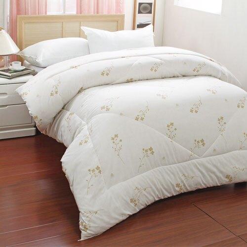 金洛貝達 紐西蘭100%單人小羊毛棉被(4.5*6.5尺)【愛買】